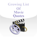 Movie Quotes - Growing List of Favorite Movie Quotes