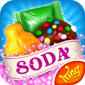 Download Candy Crush Soda Saga free for iPhone, iPod and iPad